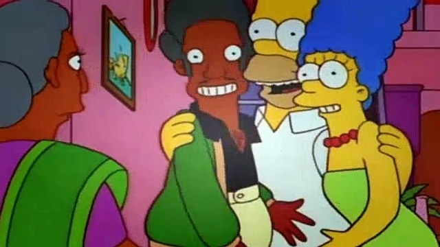 The Simpsons Season 9 Episode 8 The Two Mrs Nahasapeemapetilans