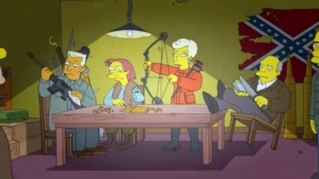 The Simpsons Season 24 Episode 9 Homer Goes to Prep S
