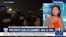 """Violences sur les Champs-Élysées: la maire du 8e arrondissement demande """"l'interdiction de manifester sur ce périmètre"""""""