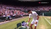 Replay Djokovic v Federer Wimbledon 2019