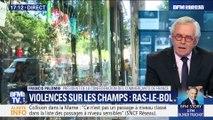 Violences sur les Champs-Élysées: les commerçants et les riverains en ont ras-le-bol