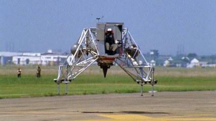 How Neil Armstrong Trained to Land the Lunar Module