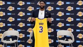 Anthony Davis on Lakers Future: 'I'm Just Focused on This Season'