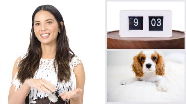 Everything Olivia Munn Does In a Day