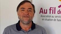 Thur et Doller : Philippe Bittner, le nouveau président de l'association Au fil de la Vie