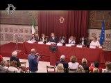 Roma - Women in Politics, con Casellati, Carfagna e ambasciatore Morris (15.07.19)