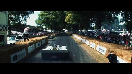 Porsche Motorsport 911 RSR 4.2 (2019) - World Premiere at Goodwood Festival of Speed