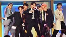 BTS Booked To Play Saudia Arabia on 'Love Yourself: Speak Yourself Tour' | Billboard News