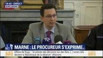 """Collision dans la Marne: le procureur assure que les quatre occupants de la voiture """"sont décédés sur le coup"""""""