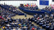 Directo: Ursula von der Leyen presenta su programa de presidenta de la Comisión a la Eurocámara