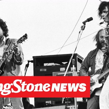 Bob Dylan and Neil Young Performed Together | RS News 7/15/19