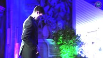 Djokovic speaks at Wimbledon Champions' dinner