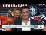 """Alberto del Río """"El Patrón"""" presenta Nación Lucha Libre   Noticias con Francisco Zea"""
