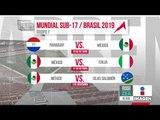 Los rivales de México en el Mundial Sub-17   Noticias con Francisco Zea