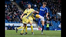 Chesterfield v Millwall match gallery