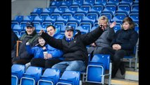 Chesterfield v Millwall fans
