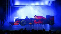 Red Bull livery launch 2016