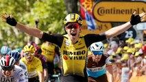 10ème étape du Tour de France : le Français Julian Alaphilippe conforte son maillot jaune