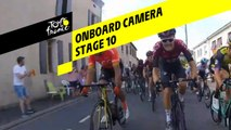 Onboard camera - Étape 10 / Stage 10 - Tour de France 2019