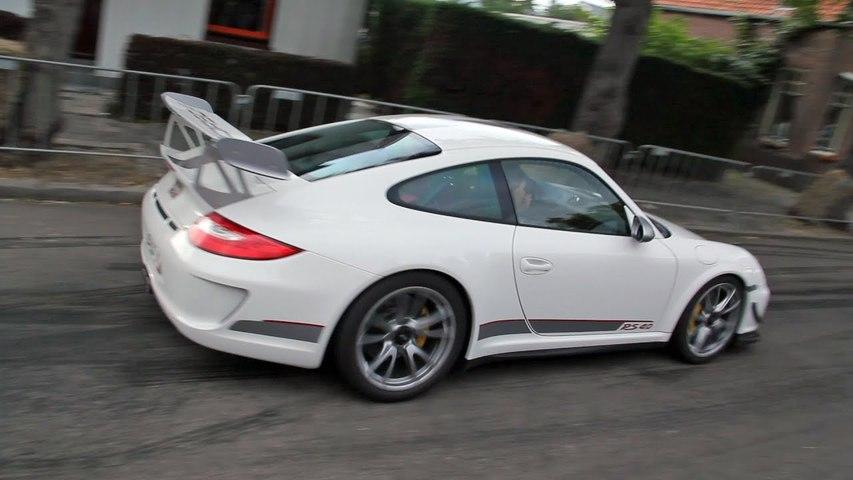 Porsche 997 GT3 RS 4.0 - BRUTAL Acceleratons Sound--