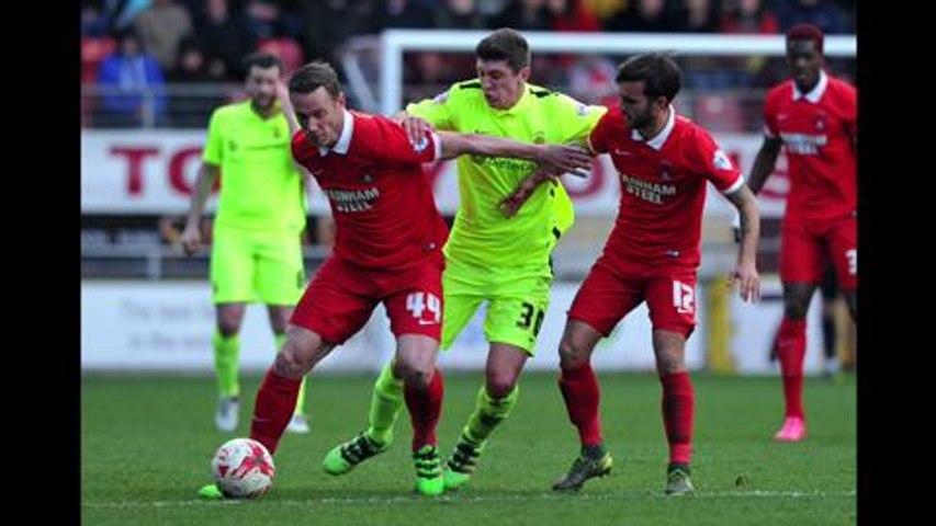 Leyton Orient v Hartlepool United