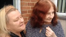 Sisters reunited after 68 years