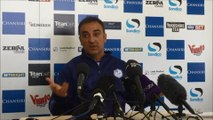 Carlos Carvalhal on making the people happy
