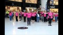 Breastfeeding Together Flashmob