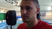 New Blades signing James Wilson