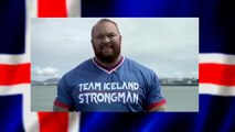 Game Of Thrones star Thor vows to retain crown of Europe's Strongest Man