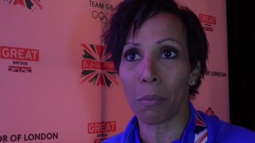 Jessica Ennis Hill can strike gold in Rio, says Kelly Holmes