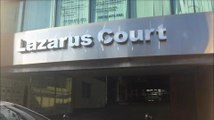 Lazarus Court police incident