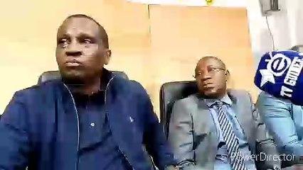 Sport: Antonio Souaré limoge le coach Paul Put et tout son staff