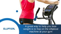Elliptical Weight Loss Results