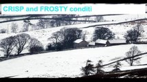 Cold snap: Yorkshire wakes up to winter wonderland