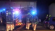 COUNTY NEWS: Fire crews tackle garage blaze