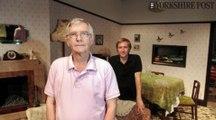 Tom Courtenay at 80