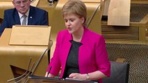 Sturgeon questioned over indyref