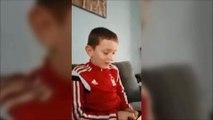 Derbyshire boy meets his hero Olly Murs