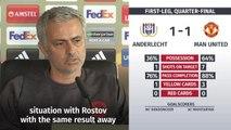 Manchester United v Anderlecht