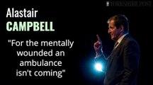 Yorkshires mental health crisis