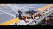 Erste 16min. des LEGO Speed Champions Gameplays aus Forza Horizon 4 (Deutsch)