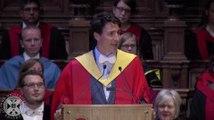 Justin Trudeau talks Scots ancestors