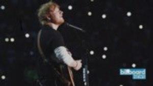 Ed Sheeran Releases 'South of the Border' Lyric Video Feat. Camilla Cabello, Cardi B | Billboard News