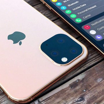 Upcoming iphone XI series major designs leaks over the Internet