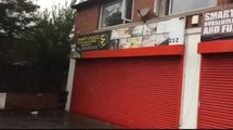 Arsonists set fire to Leeds shop