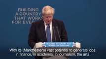 Boris Johnsons best jokes from his conference speech