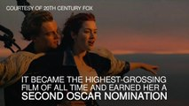 Kate Winslet in 60 seconds
