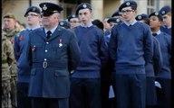 Pendle remembers war dead
