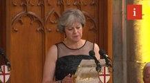 Theresa May - Russia